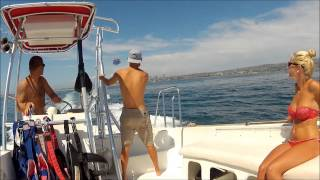 Balboa Parasailing Newport Beach