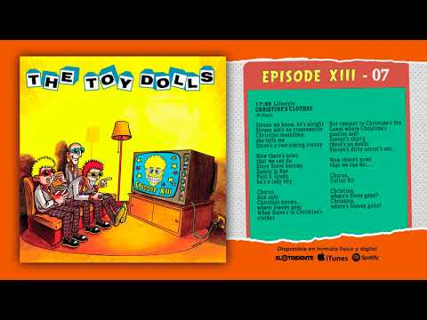 "THE TOY DOLLS ""Christine's Clothes"" (Audiosingle) Mp3"