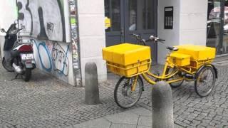 Про велосипеды в Германии(Что такое велосипед, если живешь в Берлине?, 2015-08-26T10:02:44.000Z)
