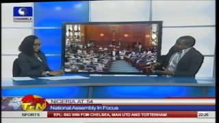 News@10: Lawmakers Say Legislature Has Witnessed Development 041014 Pt2