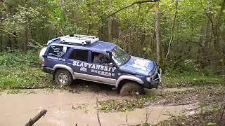 Тест-драйв Toyota's Hilux Surf 185, 4Runner 130