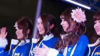 名古屋オートトレンド2014に出演されたFLEXガールの皆さんです。 ブース...