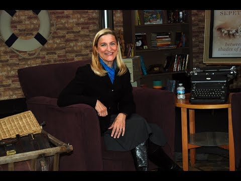 Meet the Author: Ruta Sepetys