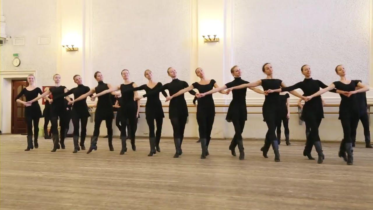 Class-concert «Way to dance» / класс-концерт «Дорога к танцу»