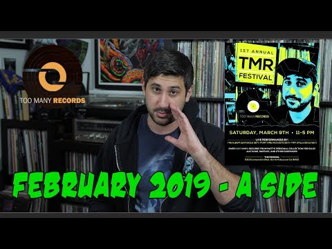New Album Releases | Incoming Vinyl: February A-Side 2019 Mp3