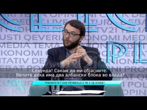 """""""Клик плус"""" - Дали ДУИ преговара во име на Aлијанса за Aлбанците?"""