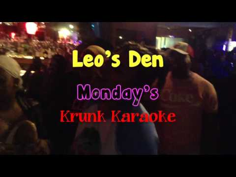 MONDAYS LEO'S DEN 71st WOODLAWN OCT 2015