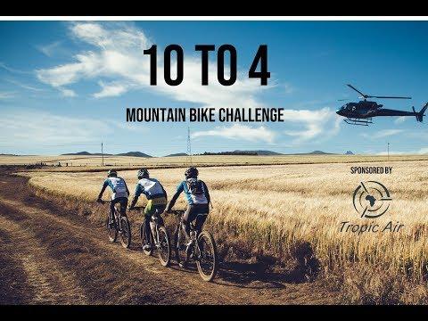 The 10 to 4 MOUNTAIN BIKE CHALLENGE 2018 - Mount Kenya Trust