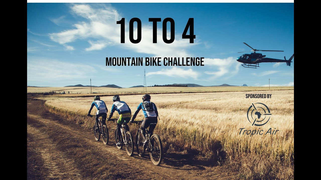 The 10 to 4 MOUNTAIN BIKE CHALLENGE 2018 - Mount Kenya Trust