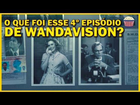 WANDAVISION 4º EPISÓDIO - O que foi isso? Quem é Agnes? E Mephisto?