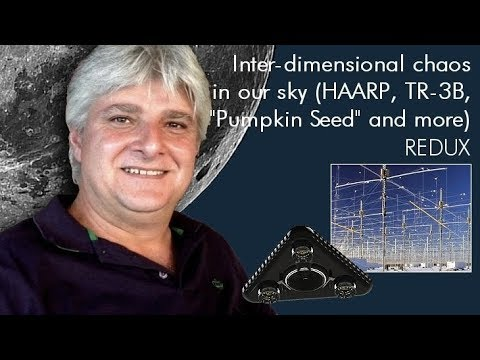 Inter-dimensional CHAOS in our sky (HAARP, Sonic Booms, Chem-Trails and more)