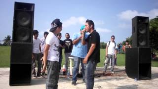 Evento | Artes Vocales | Beat box Dark vs Arco | Coatzacoalcos, Veracruz