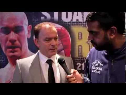 DENNIS HOBSON TALKS JAMIE McDONNELL SITUATION, HALL v MALINGA IBF FIGHT & WORKING WITH QUEENSBERRY.