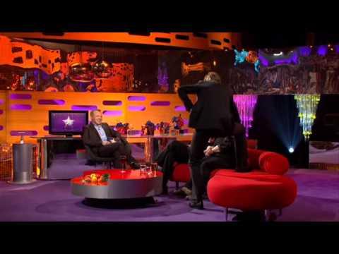 Steve Merchant on Graham Norton March 2011 - Part One