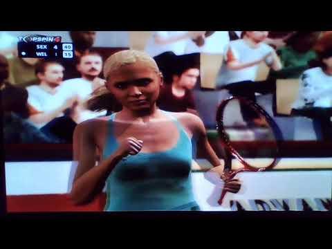 Isabella Sex vs  Serena Williams