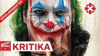 HARAGBAN A VILÁGGAL - Joker SPOILERMENTES kritika