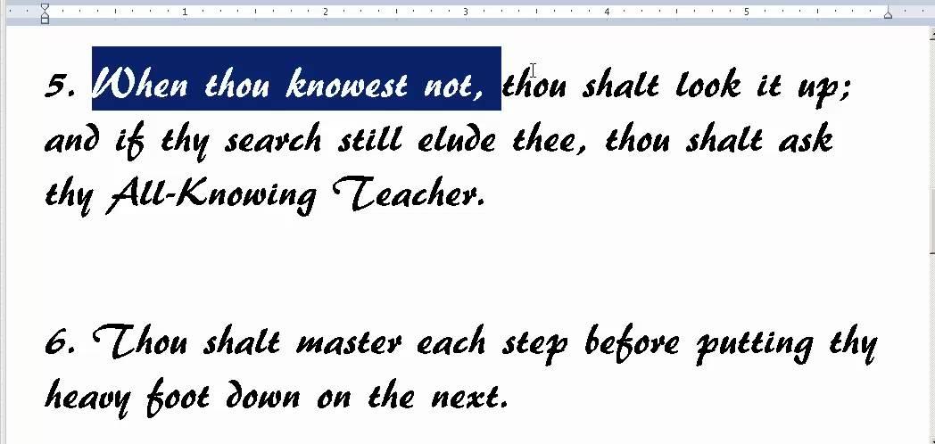 Beginning Math Series 1 (Intro, Study Skills, Ten Commandments ...