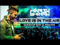 Love Is In The Air | Nonstop Edm | Podcast | 25 Minutes | Dj Harsh Sharma | Workout Mix | Live Rec.