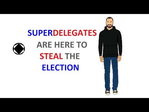 Super Delegates are Stealing this Election