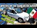 AUTOS USADOS Chevrolet chevy MONZA POP 4cil el auto citadino de mexico
