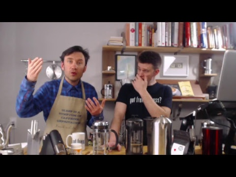 Brew Better French Press Coffee or any coffee at home Live Stream