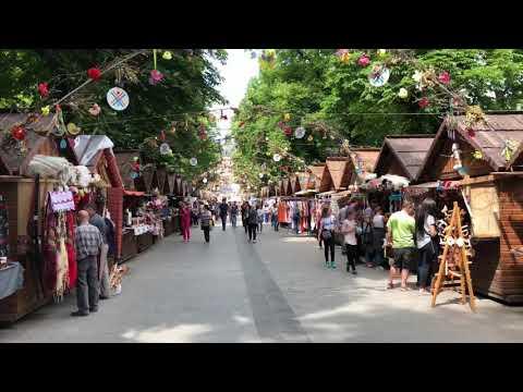 Lviv, Ukraine Walking Tour, Scenery of Lviv Travel Video, Lviv Travel Guide
