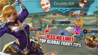 How to become MLBB Pro: Top 5 Fanny Tips and Build w/ Jess No Limit - Mobile Legends