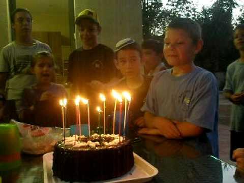 Hillel's Party
