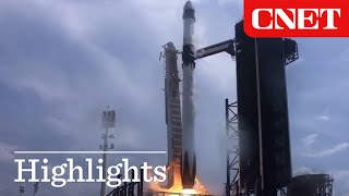 Watch SpaceX Falcon 9 and Dragon rocket launch