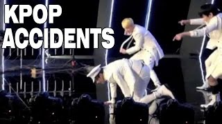 TOP HORRIBLE KPOP ACCIDENTS AND FAILS   SHINee Edition