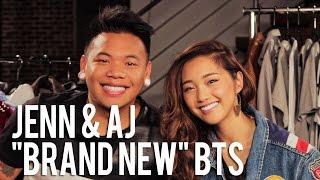 Jenn Im & AJ Rafael are Brand New | Lacoste Live BTS Thumbnail