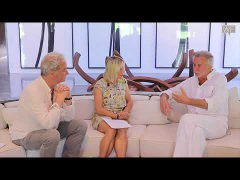Venet Foundation : in dialogue with its founder, Bernar Venet.