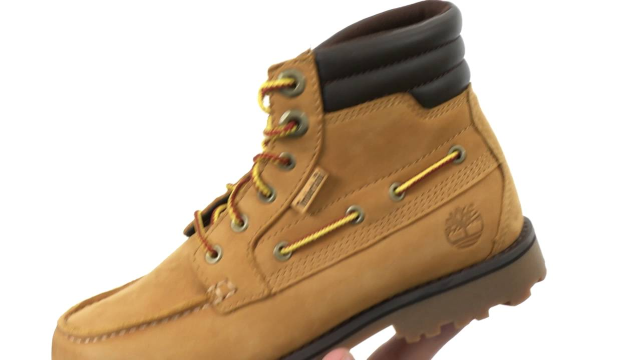 Timberland Kids Oakwell Boot (Little Kid) SKU:8710260