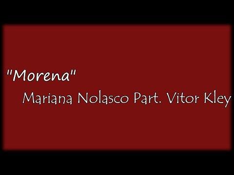 Morena Mariana Nolasco Part Vitor Kley Karaokê Acústico
