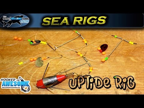 Sea Fishing Rigs - THE UPTIDE PLAICE RIG | TAFishing