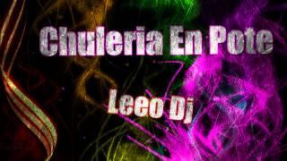 Chuleria En Pote - Farruko (Acapella Mix) Leeo Dj