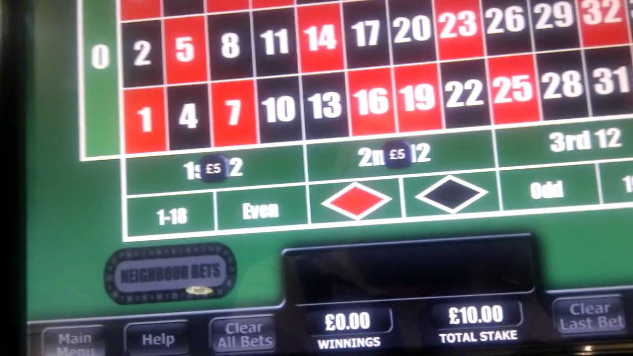 Cheating the roulette machines cold turkey gambling