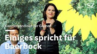 Wer wird Kanzlerkandidat der Grünen?