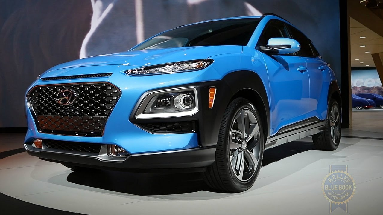 Hyundai Kona Los Angeles Auto Show YouTube - Los angeles car show 2018