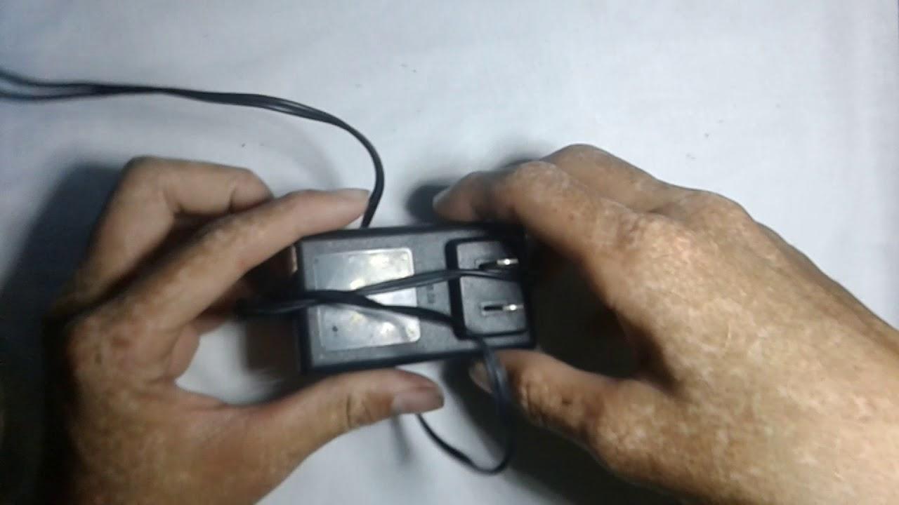 Bán adapter sạc 9v