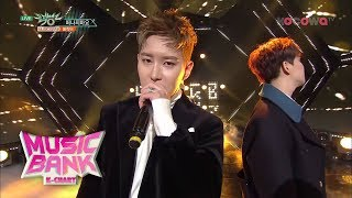 "[Music Bank] Ep 914_""Don't Leave"" by Block B"