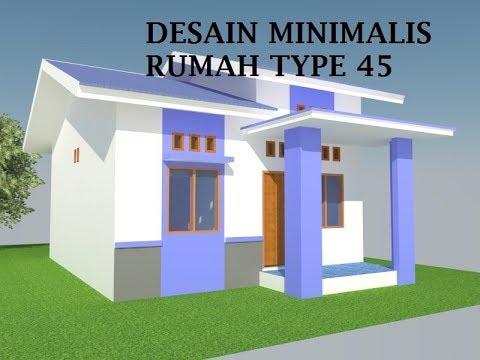 Rumah Kayu Minimalis 50 Juta Desain Rumah Kayu Semi Permanen 6 X 8 Meter Cute766