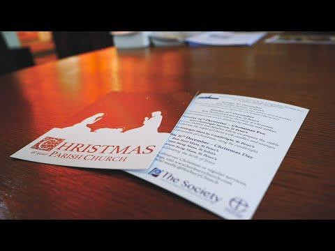 Christmas At Horbury Parish Church