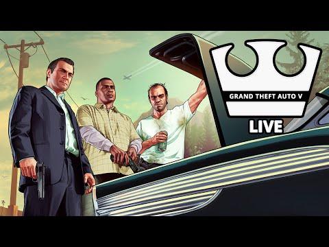 Jirka a GEJMR Hraje - GTA V - Online [PC] [LIVE]