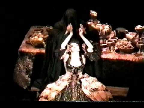 Point of No Return Phantom of the Opera ~ Broadway, 2003  Lisa Vroman and Hugh Panaro