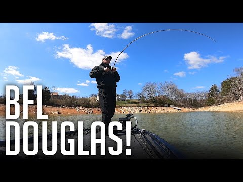BFL Tournament Douglas Lake! || Pre-Spawn Bass Fishing from YouTube · Duration:  5 minutes 48 seconds