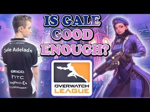 Is Gale adelade Good Enough For Overwatch League? FIND OUT!