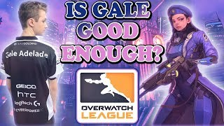 Video Is Gale adelade Good Enough For Overwatch League? (FIND OUT!) download MP3, 3GP, MP4, WEBM, AVI, FLV Januari 2018
