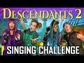 Descendants 2 Singing Challenge – Keep the Song Going. Totally TV