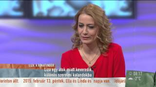 Liza, a rókatündér - 2015.02.13 - tv2.hu/mokka